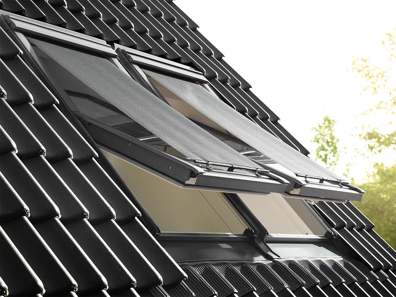 Fabulous Hitzeschutz Markisen für Ihr Dachfenster   VELUX WB41