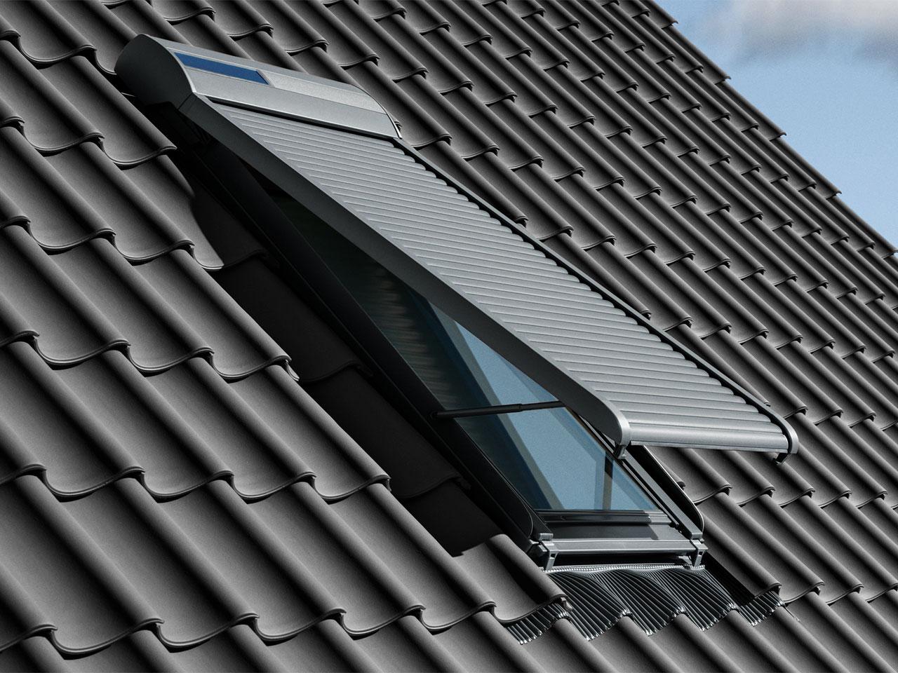 Beliebt Dachfenster Rollläden für Außen | VELUX CK47