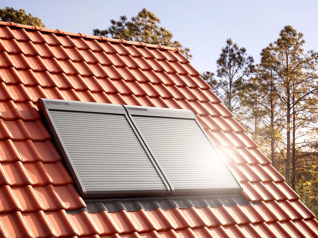 Gut bekannt Dachfenster Rollläden für Außen | VELUX WL73