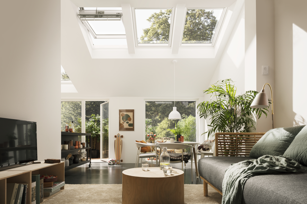 Velux Integra Roof Windows Remote Controlled And Programmable Name Thermostat Wiring Diagram Nest Proposedjpgviews 28130size Benefits