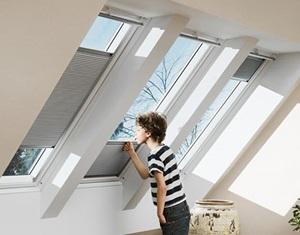 Tapparelle velux protezione totale isolamento termico e for Prezzi tapparelle elettriche velux