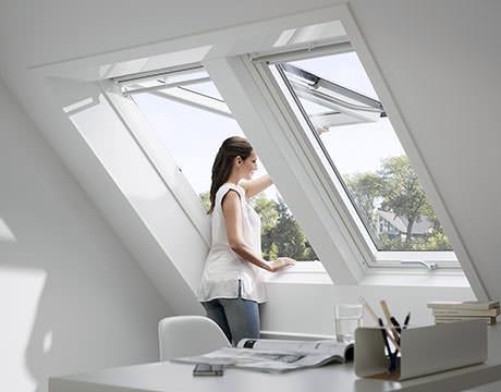 Finestre per tetti velux for Velux it assistenza