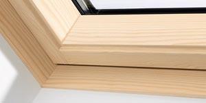 schwingfenster leicht bedienbar mit obenbedienung velux. Black Bedroom Furniture Sets. Home Design Ideas
