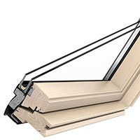 VELUX CABRIO® balcony - from roof window to balcony in seconds