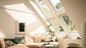 Мансардные окна Velux Premium