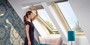 Мансардные окна Velux Optima Comfort