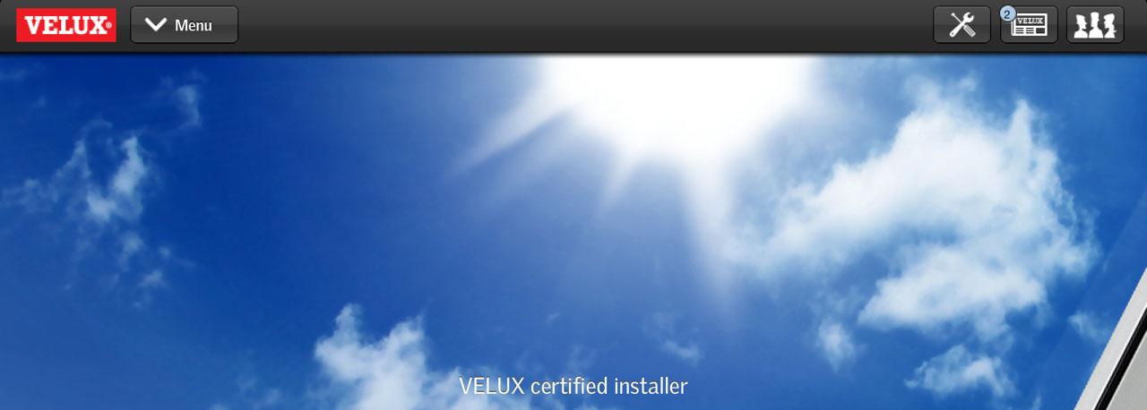 VELUX Apps