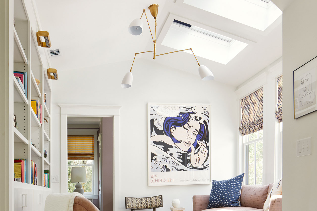 Velux Fixed Skylight Deck Or Curb Mounted
