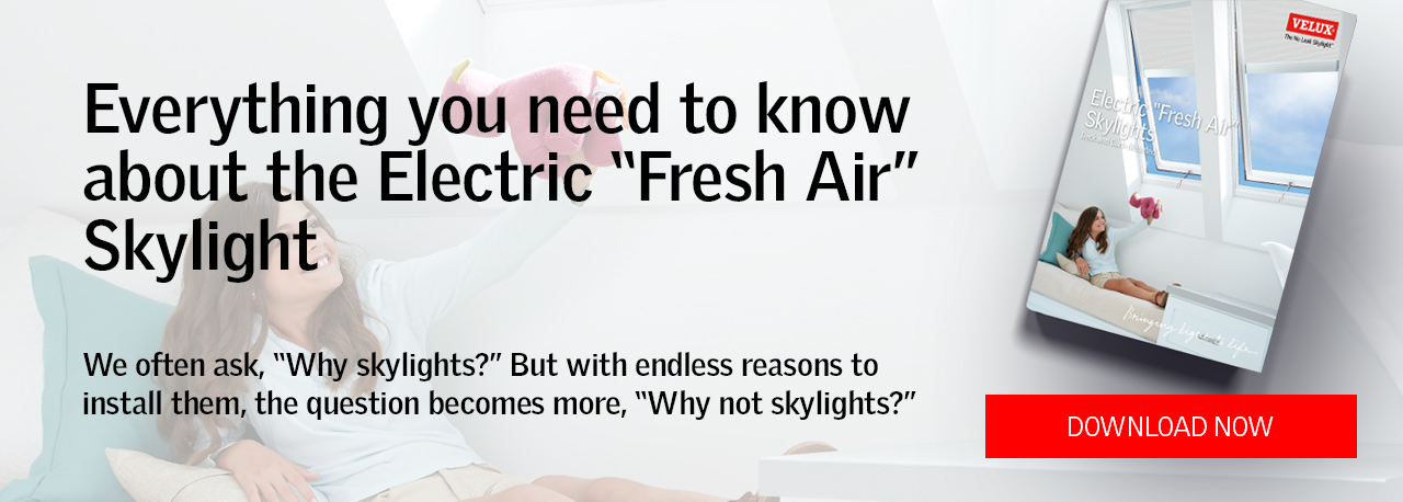 Electric Fresh Air Skylight Guide eBook