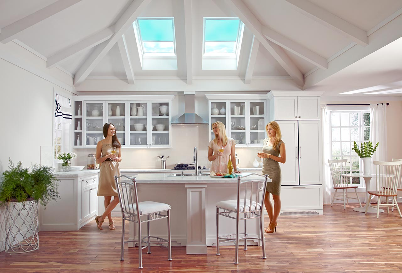 Superbe VELUX Kitchen Inspiration Gallery Of Images
