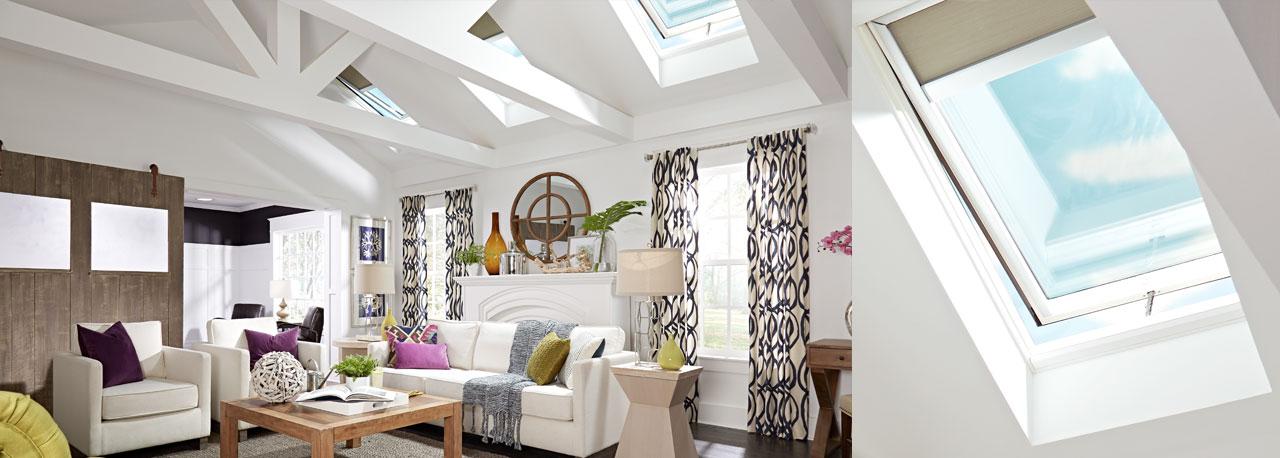 Living Room Skylight