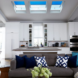 VELUX Skylights | See our selection of skylight windows