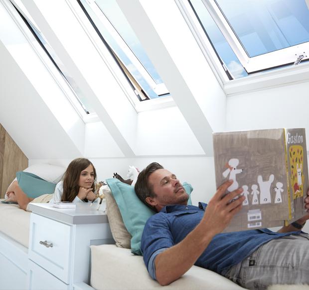Velux Manual Fresh Air Skylight