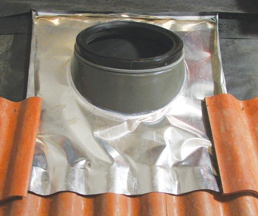 Velux Sun Tunnel Accessories Diffuser Tunnel Parts