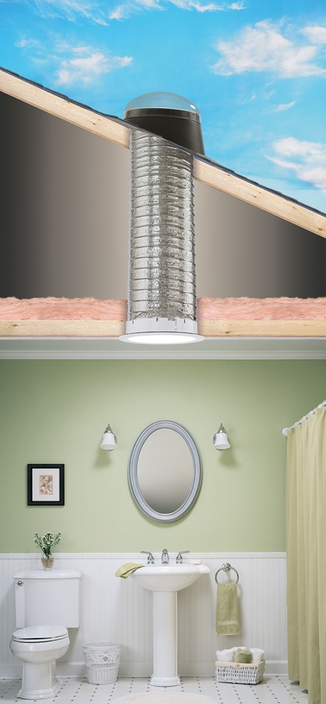 Velux Sun Tunnel Pitched Tmf