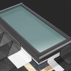 Deck Mounted Skylight Flashing Kits