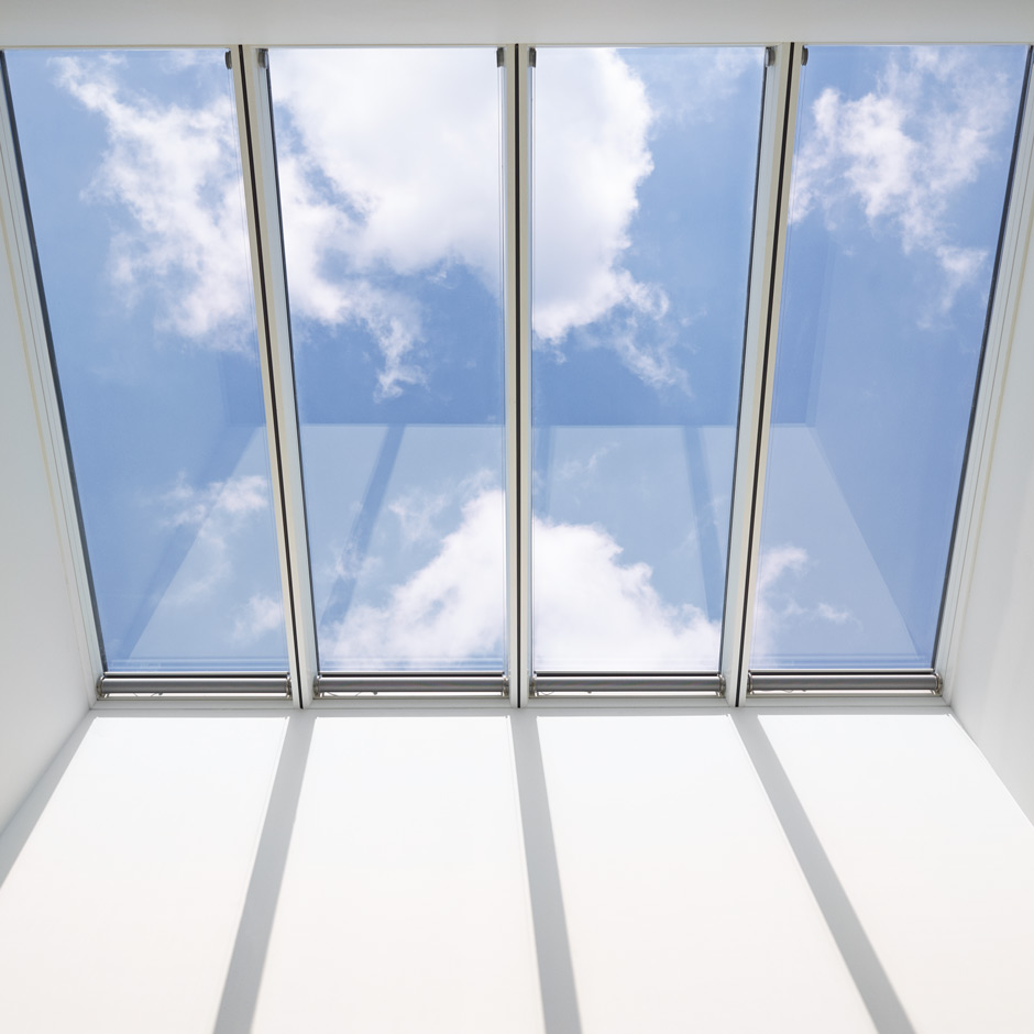 Modular Skylights. VELUX Modular Skylights Is A New Skylight System Made  For Architects ...