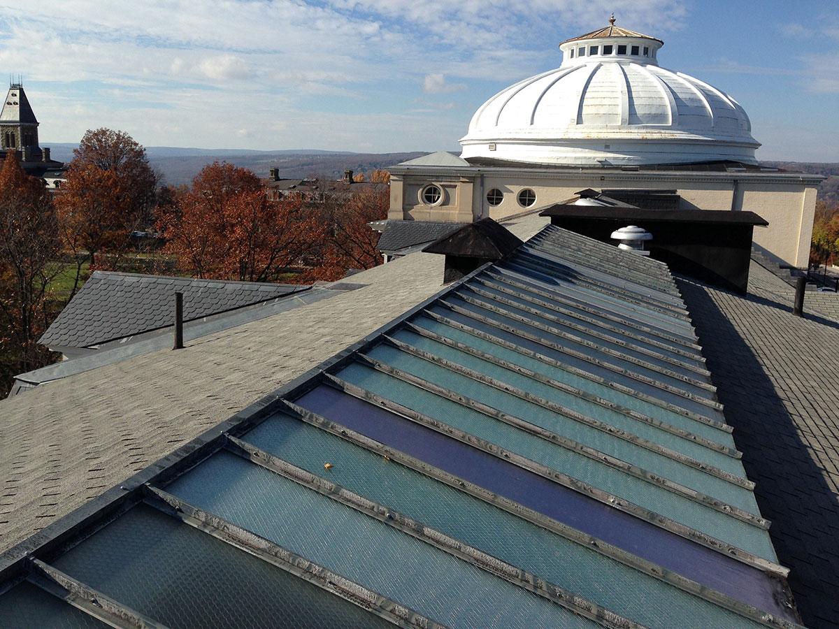 Velux case study cornell university - Cornell university interior design program ...