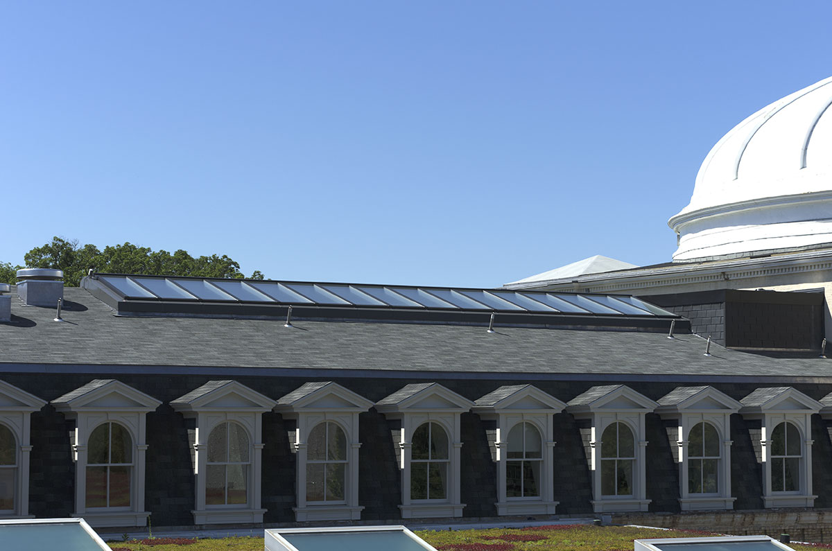 VELUX VMS Modular Glass Skylights Selected For Cornell Universityu0027s College  Of Architecture