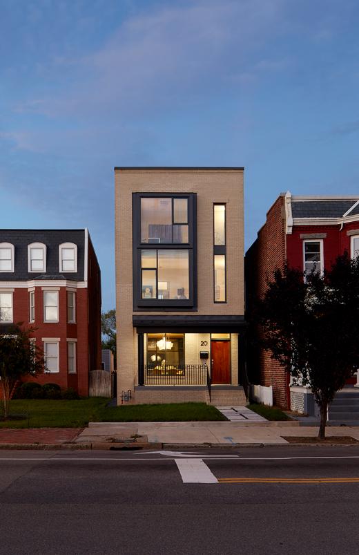 VELUX Case Study   Richmond Row House