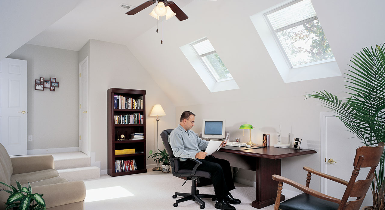 VELUX Home Office Inspiration Gallery