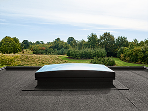 VELUX News Release | VELUX Expands Flat Roof Products