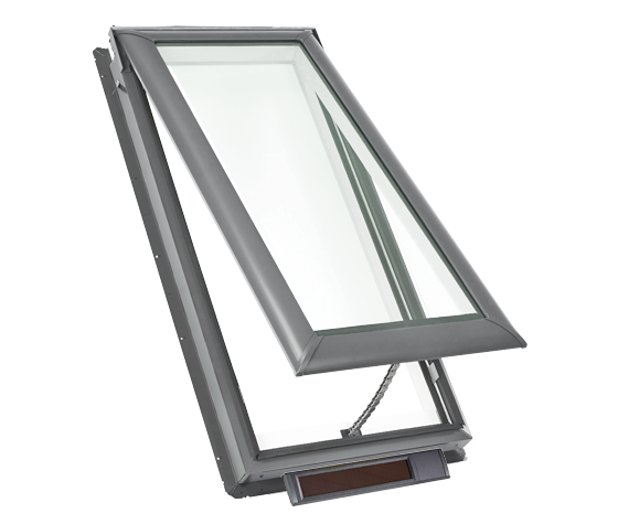 Velux Skylights Skylight Windows Solar Electric