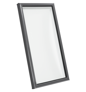 Velux fixed skylight deck or curb mounted for Velux solar skylight tax credit