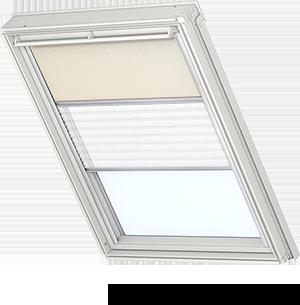 Fonkelnieuw VELUX raamdecoratie & gordijnen | Rolluiken | Zonwering CC-57