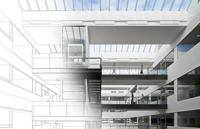 Rooflights for commercial buildings | VELUX Commercial
